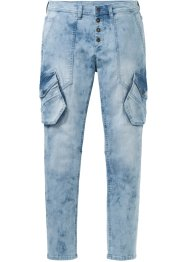 Jean extensible Loose Fit, Tapered, RAINBOW