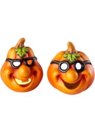 Photophores citrouilles (Ens. 2 pces.), bpc living bonprix collection