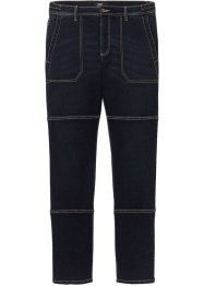 Jean extensible Worker Regular Fit coupe confort, Straight, bpc bonprix collection