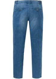 Jean extensible avec polyester recyclé Regular Fit, Tapered, John Baner JEANSWEAR