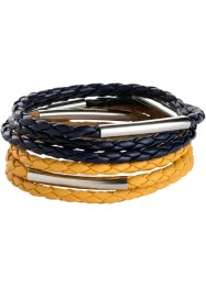 Lot de 2 bracelets, bpc bonprix collection