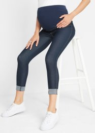 Legging de grossesse look jean, longueur 7/8, bpc bonprix collection