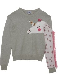 Pull licorne fille, bpc bonprix collection