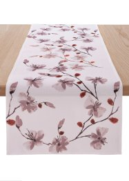 Chemin de table à imprimé floral, bpc living bonprix collection