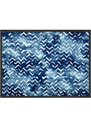 Tapis de protection à motif vague, bpc living bonprix collection