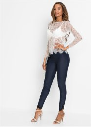 Jegging à dentelle, BODYFLIRT boutique