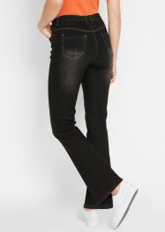 Jean extensible avec taille confortable, Bootcut, bpc bonprix collection
