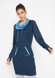Robe sweat-shirt, manches longues, bpc bonprix collection