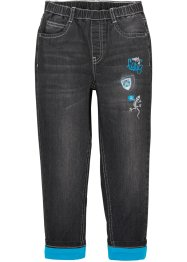 Pantalon thermo taille extensible garçon, Slim Fit, John Baner JEANSWEAR