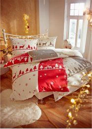 Parure de lit motif hivernal, bpc living bonprix collection