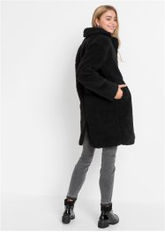 Manteau synthétique imitation peau de mouton, RAINBOW
