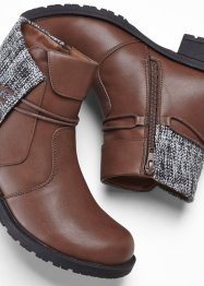Bottines motardes, bpc bonprix collection