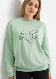 Sweat-shirt oversize, RAINBOW