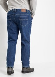 Jean extensible thermo Regular Fit, Straight, John Baner JEANSWEAR