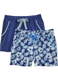 Lot de 2 shorts de pyjama, bpc bonprix collection