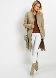Manteau blazer en imitation laine, bpc selection