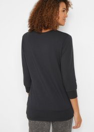 Sweat-shirt 3/4, bpc bonprix collection
