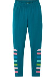 Legging fille avec coton bio, bpc bonprix collection