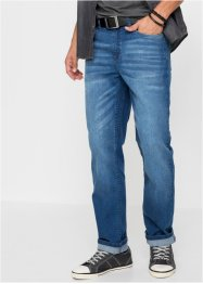 Jean extensible Regular Fit avec entrejambe renforcé, Straight, John Baner JEANSWEAR