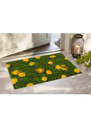 Tapis de protection imprimé pissenlit, bpc living bonprix collection