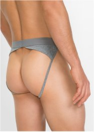 Lot de 3 slips jockstrap, bpc bonprix collection
