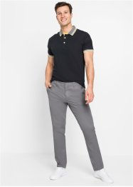 Pantalon chino extensible Slim Fit avec effet brillant, Straight, RAINBOW