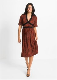 Robe en viscose durable, BODYFLIRT