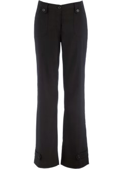 Pantalon droit en bengaline, bpc bonprix collection