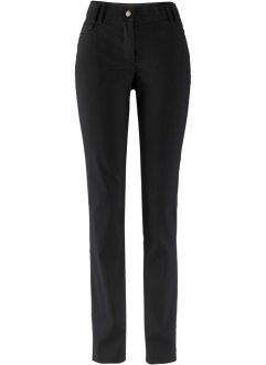 Pantalon 5 poches en bengaline, slim, bpc bonprix collection
