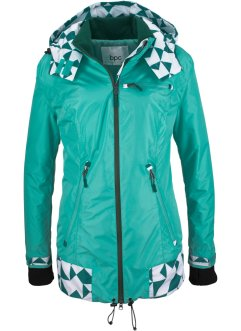 Veste outdoor, bpc bonprix collection, vert pacifique