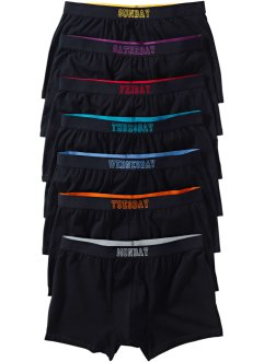 Lot de 7 boxers, bpc bonprix collection