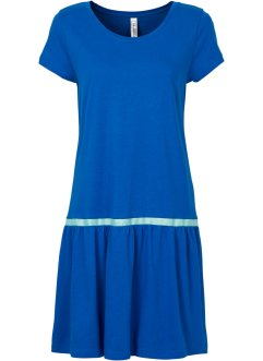 Robe T-shirt, RAINBOW, bleu azur