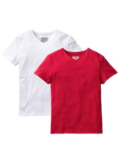 Lot de 2 T-shirts Slim Fit, RAINBOW