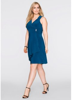 Robe avec application, BODYFLIRT, bleu