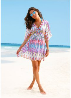 Robe de plage, bpc selection, mauve