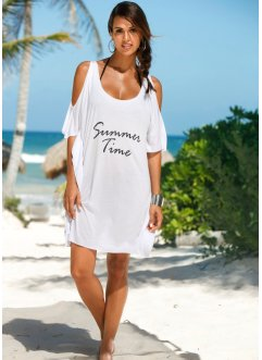 T-shirt de plage, bpc selection, blanc