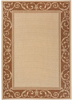 Tapis Natacha, bpc living, marron