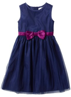 Robe, bpc bonprix collection, bleu nuit