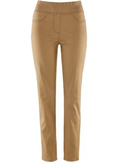Pantalon moulant Superstretch, bpc bonprix collection, café glacé