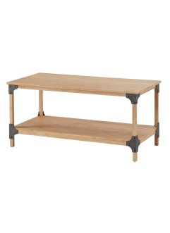 Table basse Penny, bpc living, bois naturel