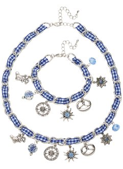 Parure collier + bracelet Oktoberfest, bpc bonprix collection