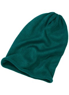 Beanie, bpc bonprix collection, pétrole