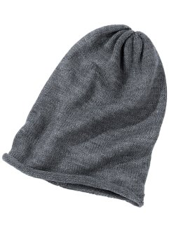 Beanie, bpc bonprix collection, gris