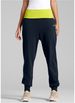 Pantalon de jogging avec revers à la taille, bpc bonprix collection