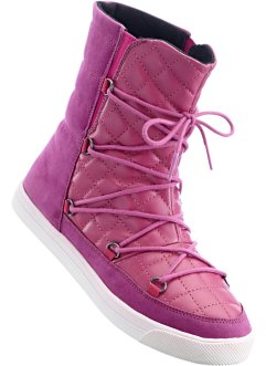 Bottines à lacets, RAINBOW, fuchsia moyen
