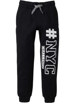 Pantalon sweat avec imprimé, bpc bonprix collection