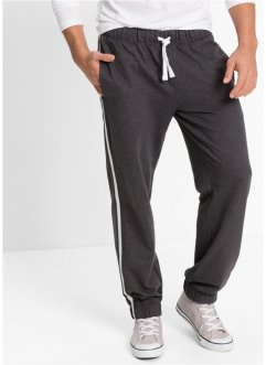 Pantalon de jogging Regular Fit, bpc bonprix collection, anthracite chiné