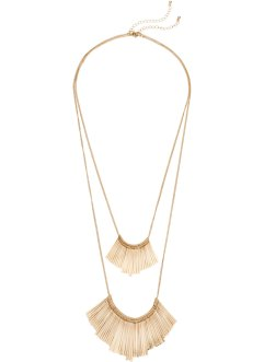 Collier deux rangs, bpc bonprix collection