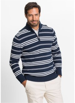 Pull camionneur rayé Regular Fit, bpc selection