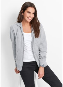 Gilet sweat, bpc bonprix collection